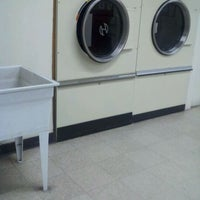 Photo taken at Sunrise Laundromat by Michael C. on 3/24/2012