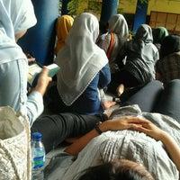 Photo taken at SC FST Unair by Ayu Dewi R. on 12/30/2011