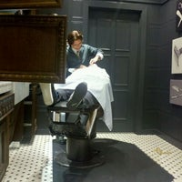 Photo taken at The Art of Shaving by Edwin B. on 12/18/2011