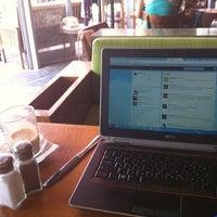 Photo taken at Landwer Café by Amit M. on 5/29/2012