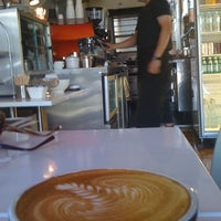 Photo taken at Essence Coffee by Mattsan #. on 2/5/2011