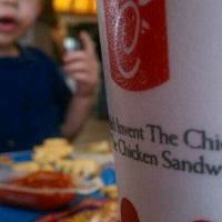 Photo taken at Chick-fil-A by Theresa G. on 10/15/2011