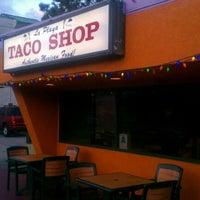 Photo taken at La Playa Taco Shop by James M. on 2/13/2012