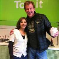 Photo taken at Top This Frozen Yogurt by Lincoln B. on 4/2/2011