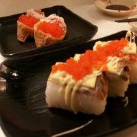 Photo taken at Sushi Nagoyaka Tei 和花亭壽司 by Kelvin T. on 3/14/2012