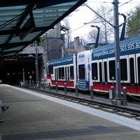 Photo taken at TriMet Sunset Transit Center by Rob R. on 4/24/2012
