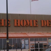 Photo taken at The Home Depot by Dawn P. on 1/22/2012
