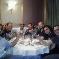 Photo taken at Gino's Restaurant by Makis on 10/12/2011