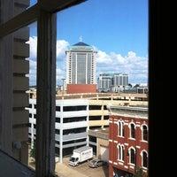 Photo taken at Hampton Inn & Suites Montgomery Downtown by scott m. on 7/22/2011