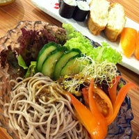 Photo taken at Kazu Sushi by Jus T. on 2/28/2012