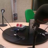 Photo taken at Radio San Vicente 95.2 FM by Miquel S. on 11/28/2011