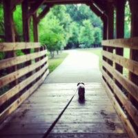 Das Foto wurde bei Atlanta BeltLine Northside Trail von Kate L. am 5/26/2012 aufgenommen