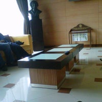 Photo taken at Hotel Delta Sinar Mayang by Eko T. on 7/13/2012