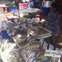 Photo taken at Mahachai Market by Pry A. on 5/5/2012
