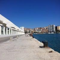 Foto tomada en Puerto de Málaga por Vichy el 9/4/2011