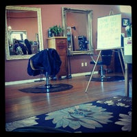 Photo taken at Salon Halloo by Beth H. on 7/3/2012