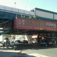 Photo taken at MTA Subway - Rockaway Ave (3) by The Official Khalis on 9/14/2011