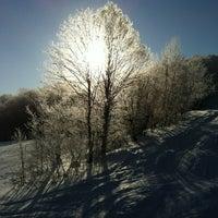 Photo taken at Mont Blanc by Steven B. on 2/26/2012
