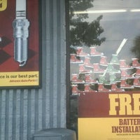Photo taken at Advance Auto Parts by Areliis R. on 9/18/2011