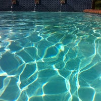 Photo taken at The Pool by Rachel Lillie A. on 8/8/2011