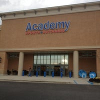 Photo taken at Academy Sports + Outdoors by Elise J. on 2/29/2012