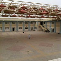 Photo taken at Ibn Al-Atheer Middle School by Khalid M. on 5/3/2012