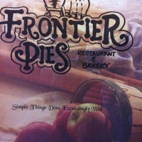 Photo taken at Frontier Pies by Cuppy C. on 7/25/2011