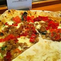 Photo taken at Tutta Bella Neapolitan Pizzeria by Lynn R. on 2/20/2012