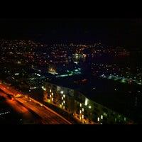 Photo taken at Skylounge by Gergina H. on 3/15/2012