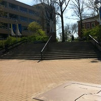 Photo taken at University of Akron by Cassidy H. on 3/27/2012