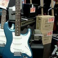 Photo taken at Guitar Center by David on 8/18/2011