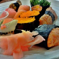 Photo taken at Sushi On by TanYa Y. on 9/18/2011