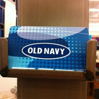 Photo taken at Old Navy by Mari F. on 4/8/2012