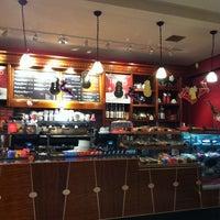 Photo taken at Caffè Nero by Kunlaya W. on 12/5/2011