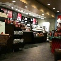 Photo taken at Starbucks by Brandon M. on 1/1/2011