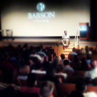 Photo taken at Sorenson Center for the Arts by Babson C. on 8/24/2012