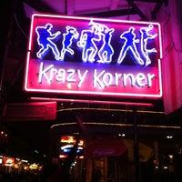 Photo taken at Krazy Korner by Nicki C. on 4/8/2011
