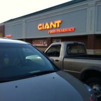 Photo taken at Giant Food by Mary P. on 5/12/2011