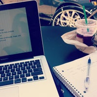 Photo taken at Starbucks by Courtney A. on 6/23/2012