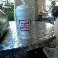 Photo taken at Dunkin Donuts by Blair M. on 1/26/2012