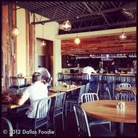 Foto tomada en Company Cafe por Dallas Foodie (. el 5/7/2012