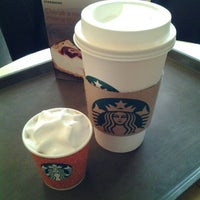 Photo taken at Starbucks by Abeer D. on 9/1/2012
