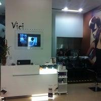 Photo taken at Vici Hair&Beauty by Bartosz B. on 7/15/2011