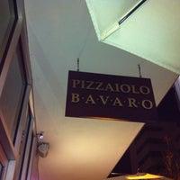 Photo taken at Bavaro's Pizza Napoletana & Pastaria by Riza K. on 11/24/2011