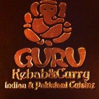 Photo taken at Guru Kebab y Curry by Carlos S. on 4/22/2012