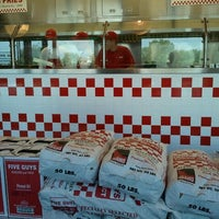 Photo taken at Five Guys by Willche on 8/23/2011