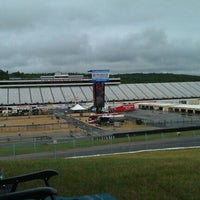 Photo taken at New Hampshire Motor Speedway by Steven C. on 8/10/2011