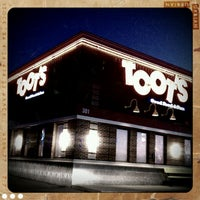 Photo taken at Toot's by Tammy F. on 12/30/2011