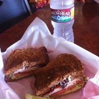 Photo taken at Hungry Hank's Deli by Rafael B. on 8/27/2011