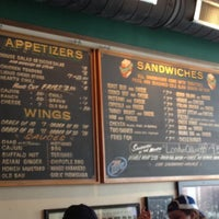 Photo taken at Lucky's Sandwich Co. by Tim H. on 8/10/2012